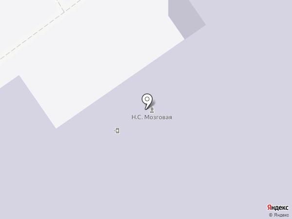 Средняя общеобразовательная школа №37 с углубленным изучением отдельных предметов на карте Волжского