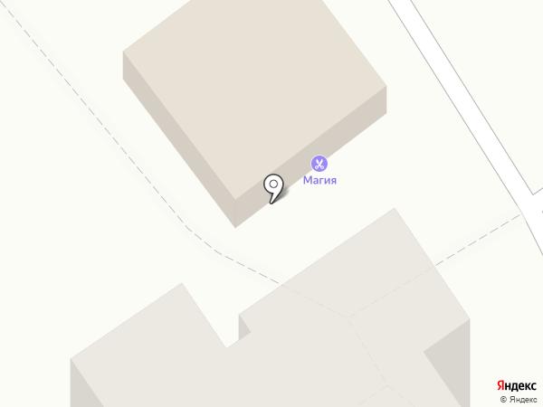 Магия на карте Волжского