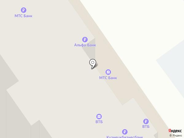 Сантехстрой на карте Волжского