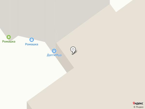Догги Мур на карте Волжского