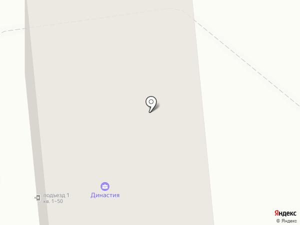 Династия на карте Волжского
