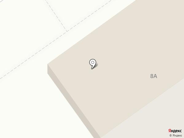 Волжанин на карте Волжского