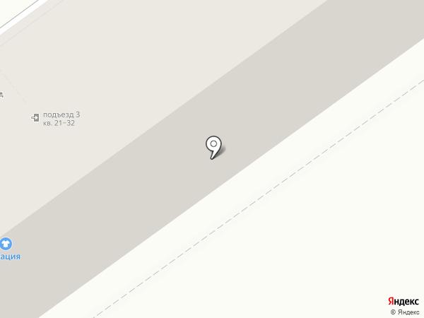 ЖЭУ-17 на карте Волжского