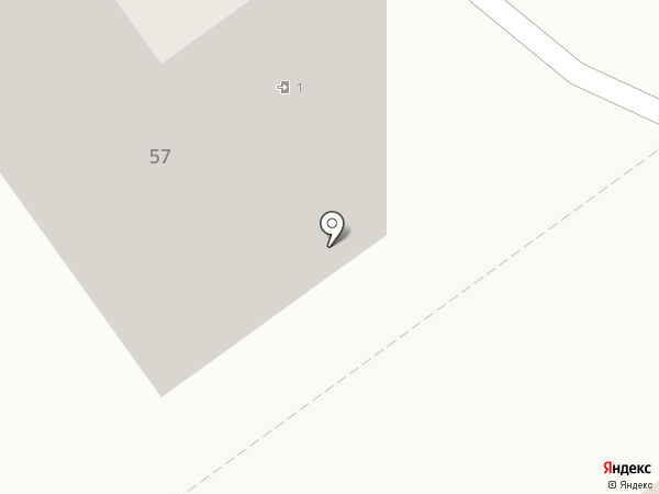 Ахтуба на карте Волжского