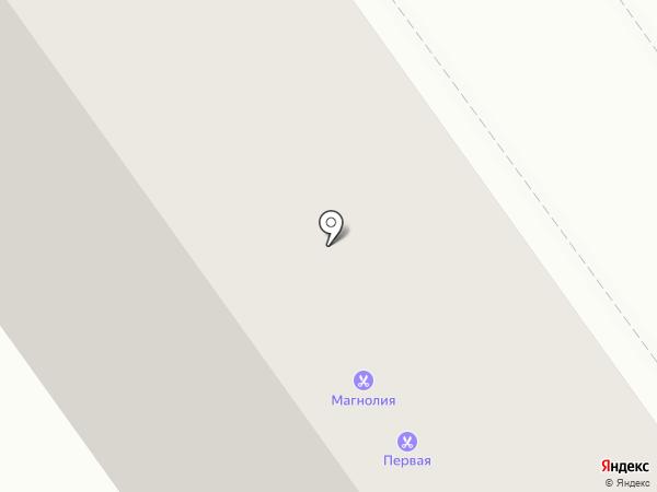Первая на карте Волжского