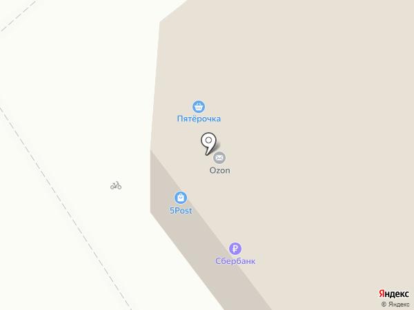 Банкомат, Сбербанк, ПАО на карте Волжского