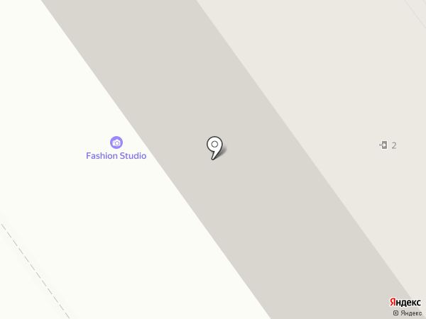 Магазин сантехники и электротоваров на карте Волжского