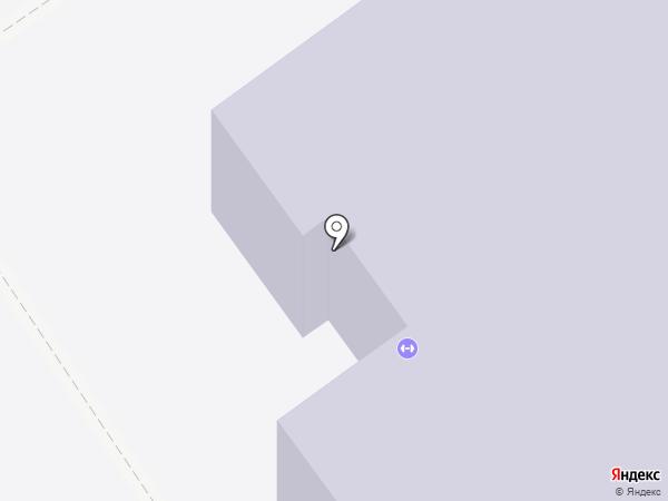 Волжский Учебный Центр на карте Волжского