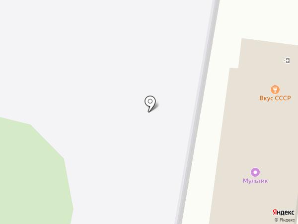 Магазин автозапчастей на карте Богословки