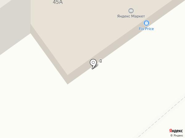 Qiwi на карте Волжского