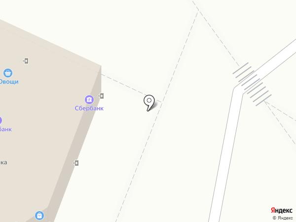 Евродом на карте Волжского