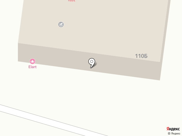 Elart nail shop на карте Волжского