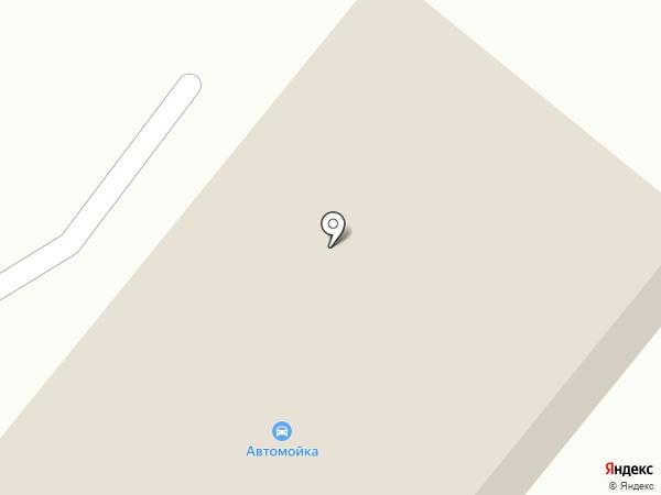 CarWash на карте Богословки