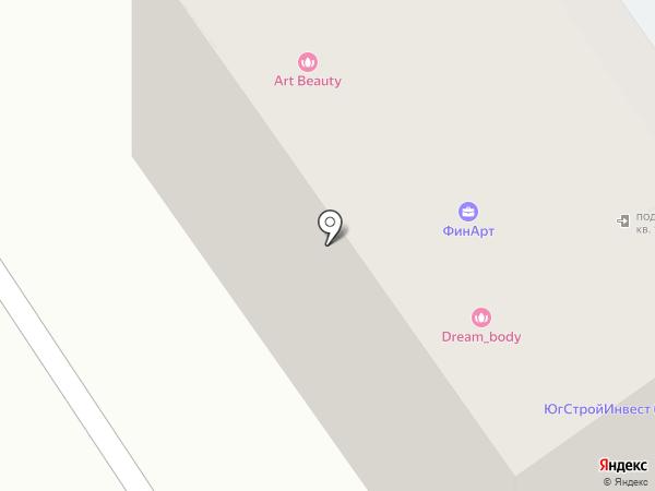 Югстройинвест СК на карте Волжского