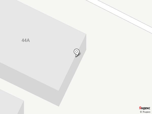 Итальянский жилгородок на карте Волжского