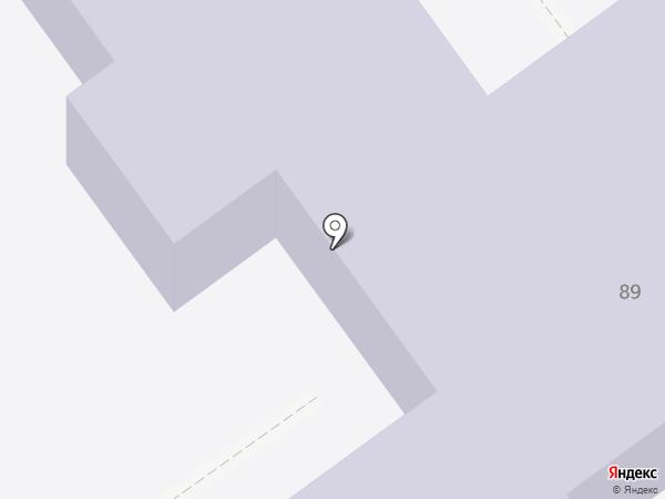 Волжский детский дом на карте Волжского