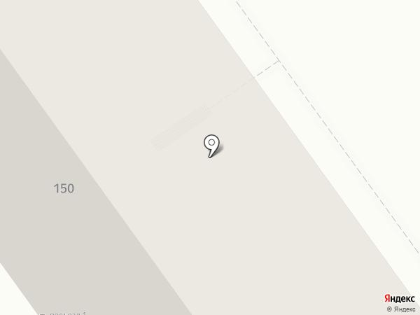 География на карте Волжского