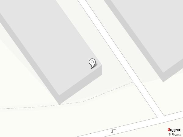 Грин Хаус на карте Волжского