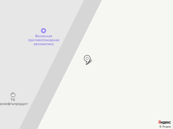 ВолжскМеталл-С на карте Волжского