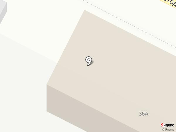 Почтовое отделение №3 на карте Волжского