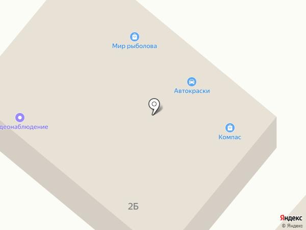 Стрижтелематика на карте Средней Ахтубы