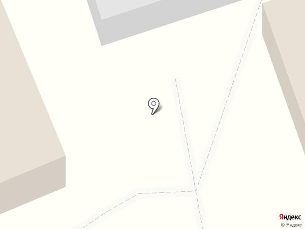 Семейный дворик на карте Средней Ахтубы