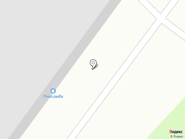 Слесарь на карте Средней Ахтубы