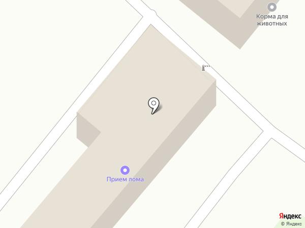 Билдж на карте Средней Ахтубы