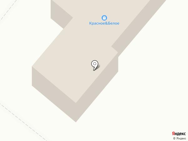 Шиномонтажная мастерская на Профсоюзной на карте Средней Ахтубы