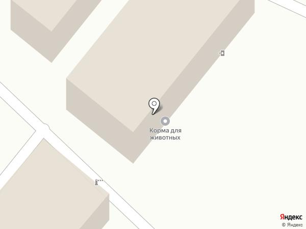 Компания Лесовик на карте Средней Ахтубы
