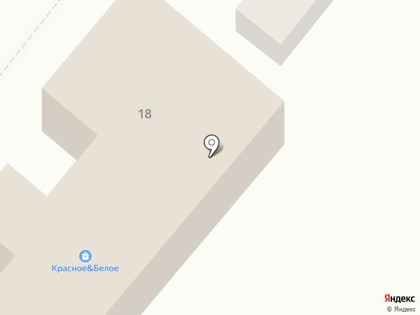 Феникс на карте Средней Ахтубы