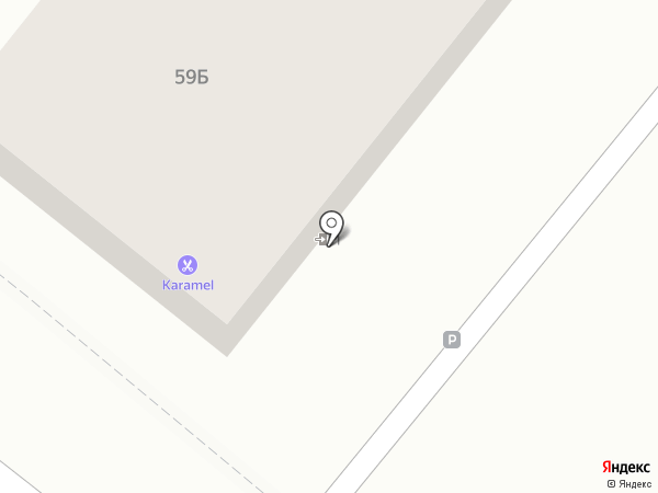Karamel на карте Средней Ахтубы