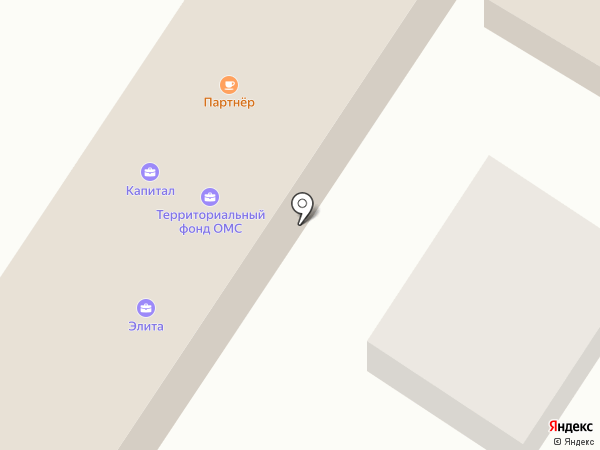 Автомойка на карте Средней Ахтубы