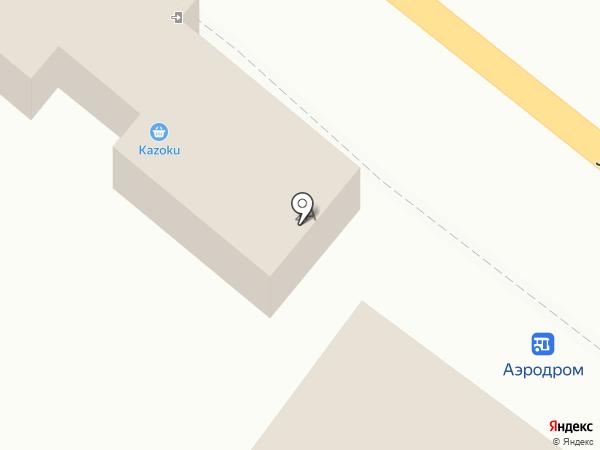Айя на карте Средней Ахтубы
