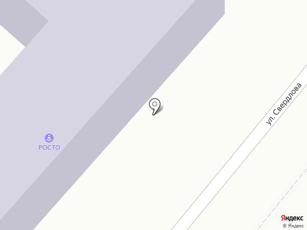 Касса взаимопомощи, КПК на карте Средней Ахтубы