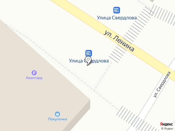 Qiwi на карте Средней Ахтубы