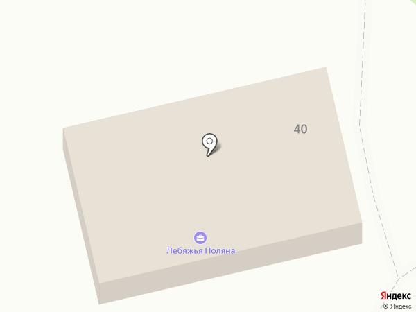 Волгоградоблгостехнадзор на карте Средней Ахтубы