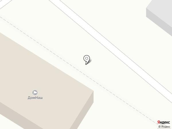 Уголовно-исполнительная инспекция на карте Средней Ахтубы
