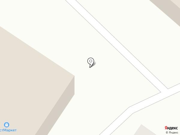 АстМаркет на карте Средней Ахтубы