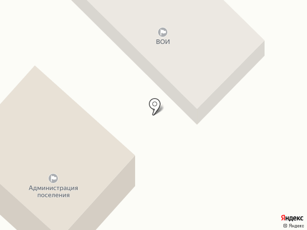 Администрация городского поселения р.п. Средняя Ахтуба на карте Средней Ахтубы