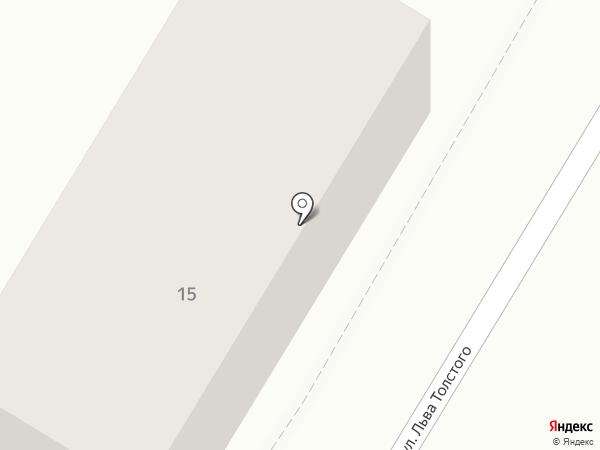 Гермес на карте Средней Ахтубы