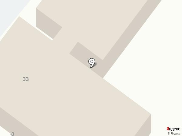 Отдел МВД России по Среднеахтубинскому району на карте Средней Ахтубы