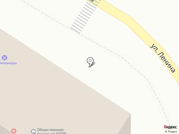 Перспектива-плюс на карте Средней Ахтубы