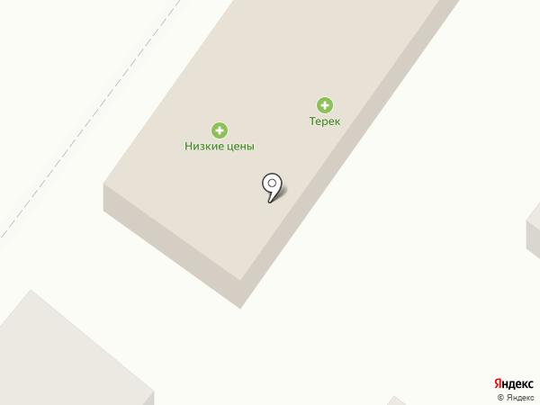 Люкс оптика на карте Средней Ахтубы