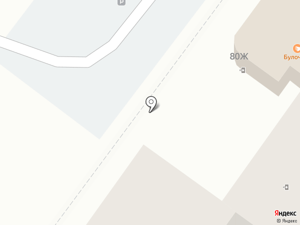 Царь-продукт на карте Средней Ахтубы