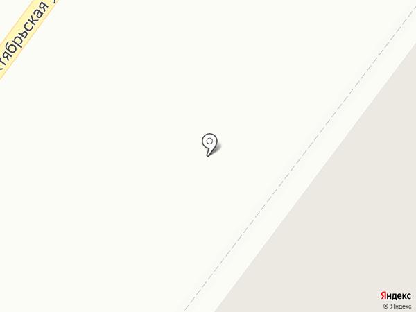 Ермолино на карте Средней Ахтубы