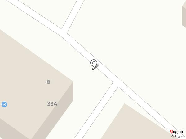 Авторесурс на карте Средней Ахтубы