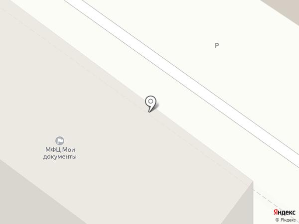 Мои документы на карте Средней Ахтубы