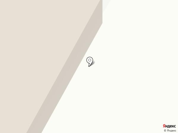 ПМК на карте Средней Ахтубы