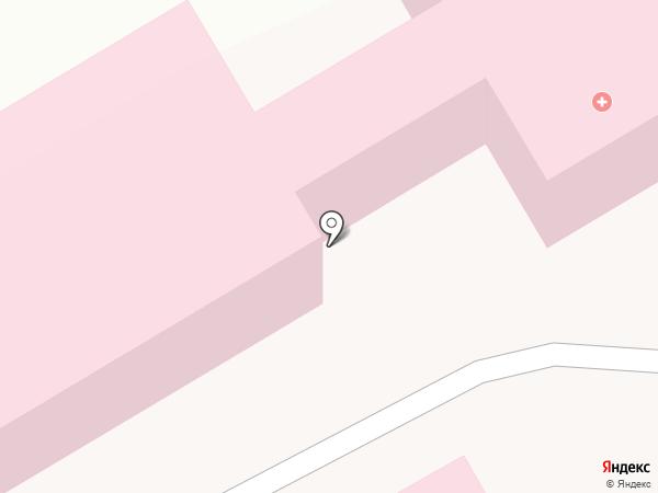 Детская поликлиника на карте Средней Ахтубы